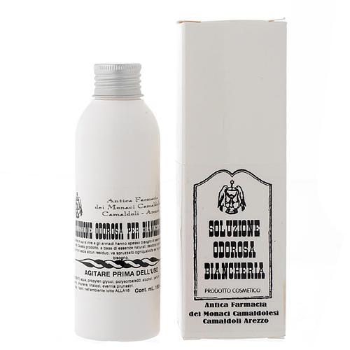 Soluzione odorosa biancheria 1