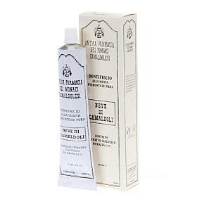 Shampooing, gel douche, savons et dentifrice: Dentifrice, neige de Camaldoli, 100 ml