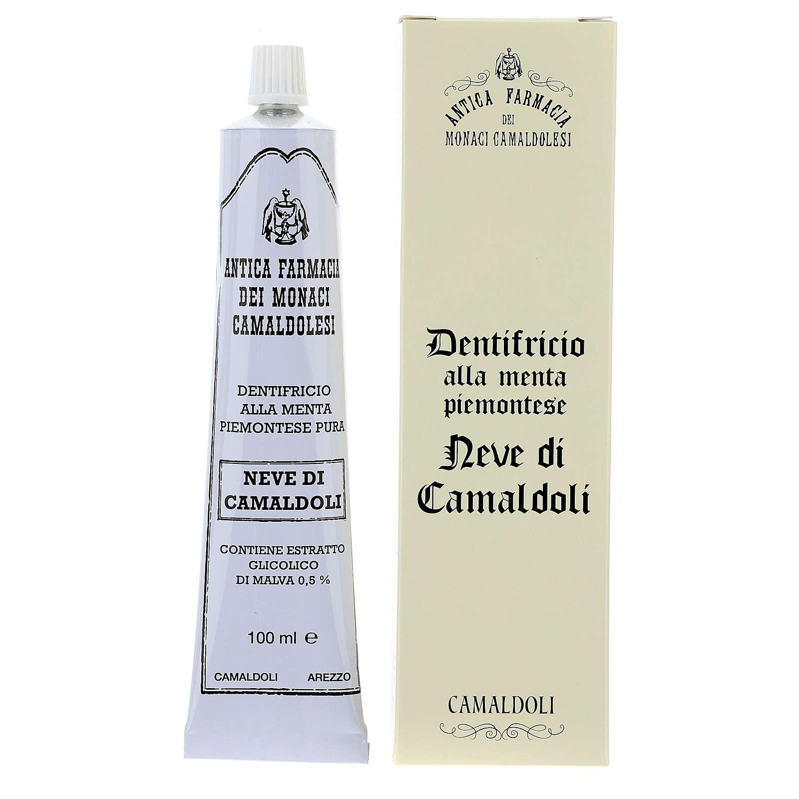 Dentifricio Neve di Camaldoli  100 ml 4