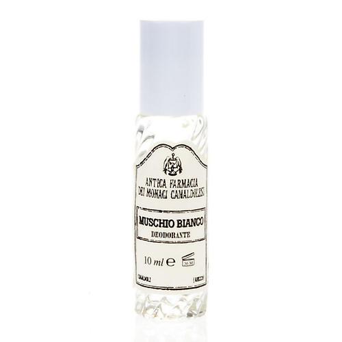 Desodorante de Almizcle Blanco (10 ml) 1