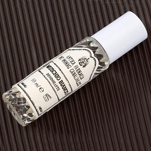 Desodorante de Almizcle Blanco (10 ml) 2