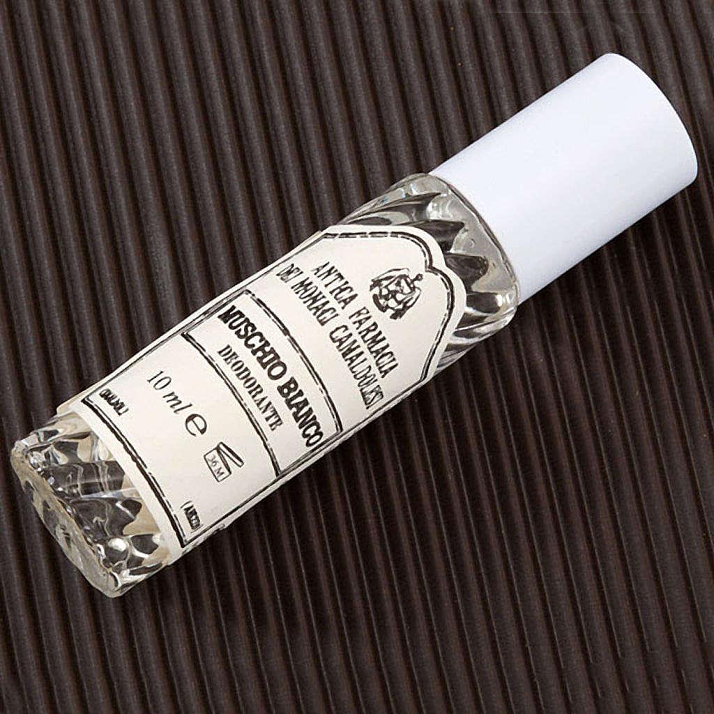 Deodorante al Muschio Bianco 10 ml 4