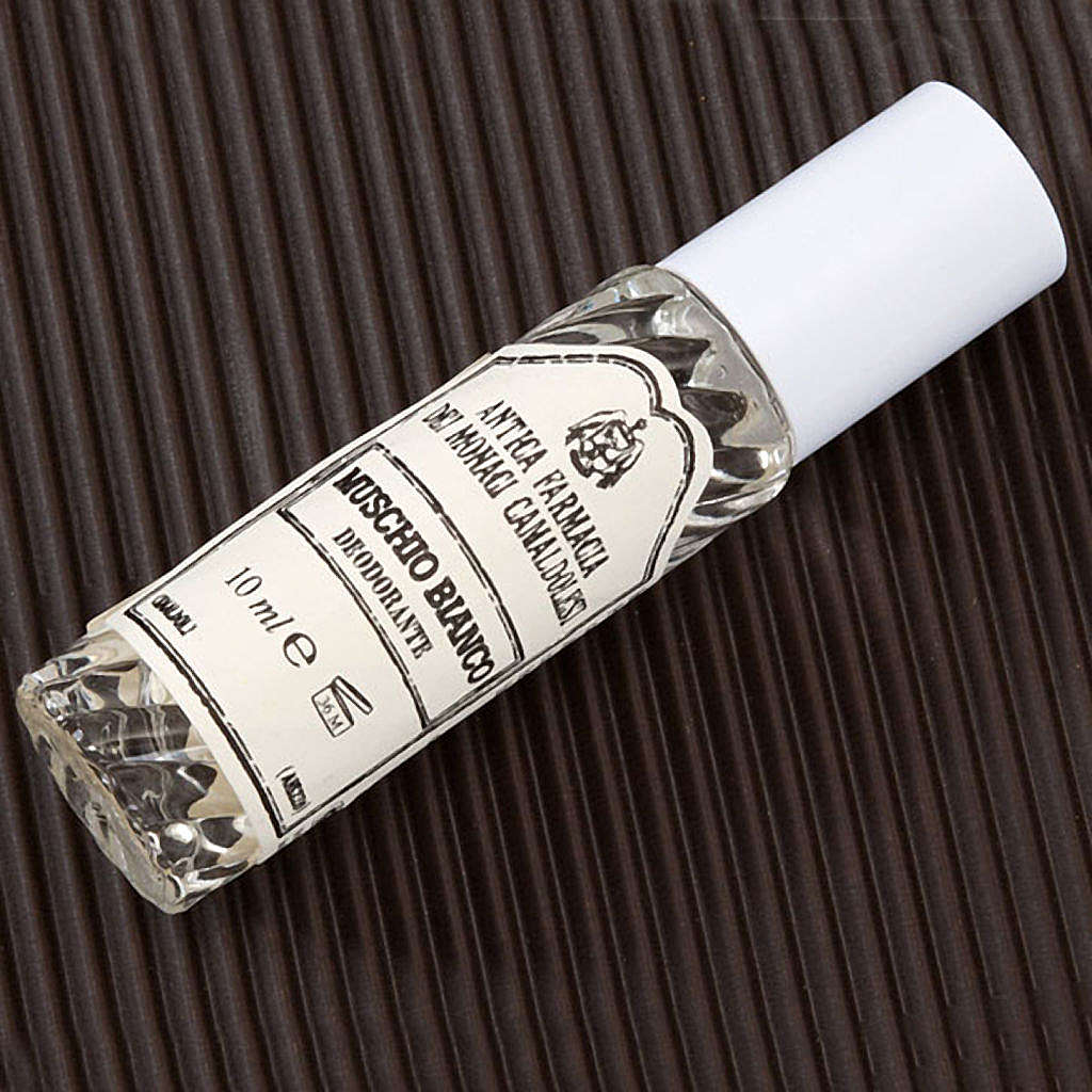 Dezodorant Białe piżmo Camaldoli 10 ml 4