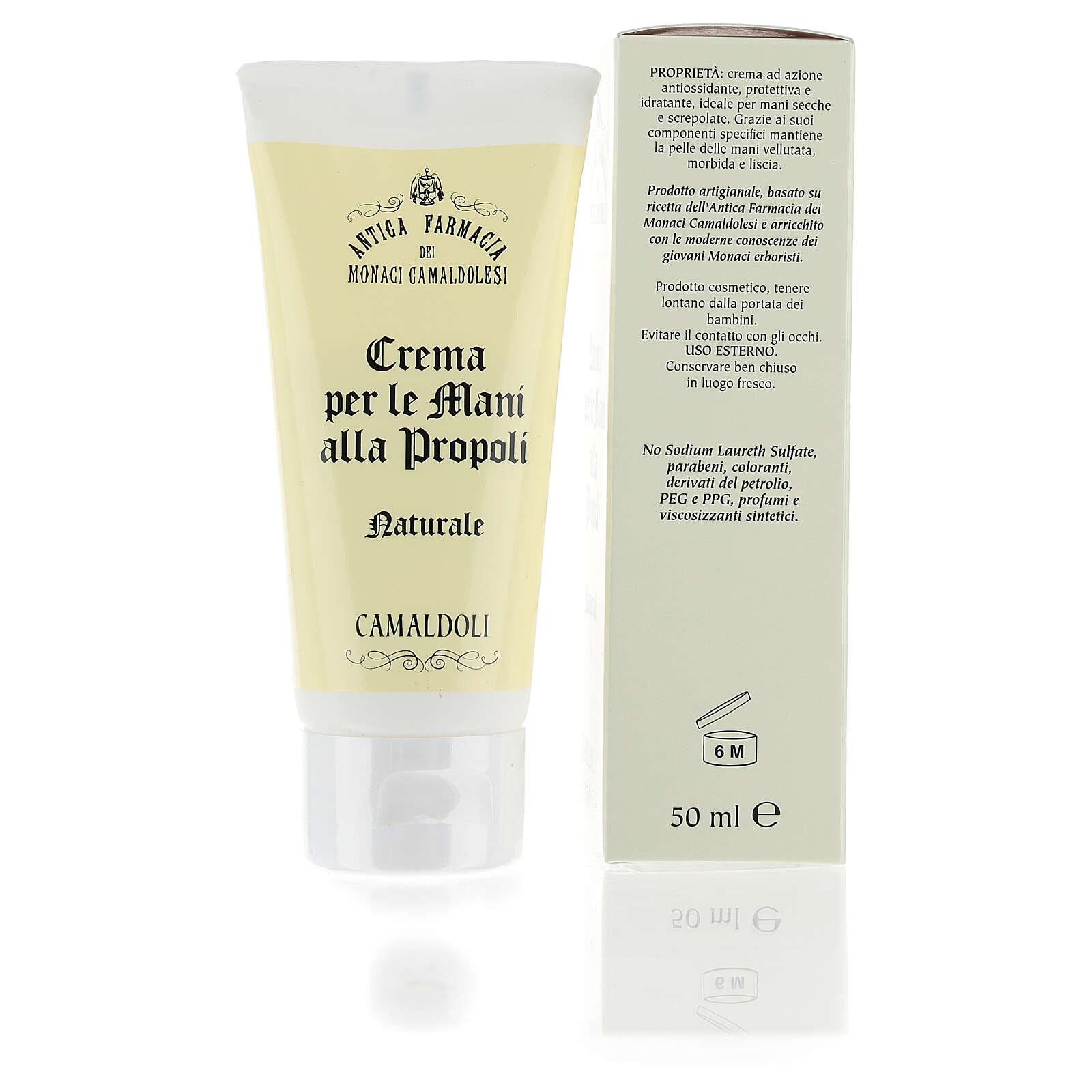 Camaldoli Bee Propolis Hand Cream (50 ml) 4