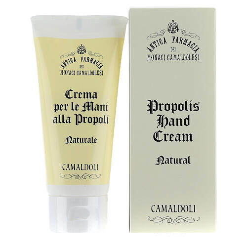 Camaldoli Bee Propolis Hand Cream (50 ml) 1