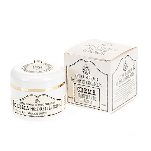 Camaldoli Purifying Bee Propolis Cream (50ml) 1