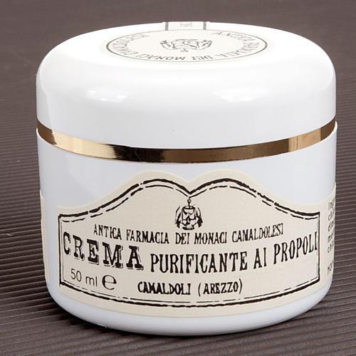 Camaldoli Purifying Bee Propolis Cream (50ml) 2