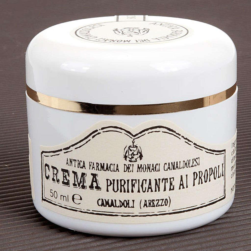 Crema Purificadora de Propóleo (50 ml) 4