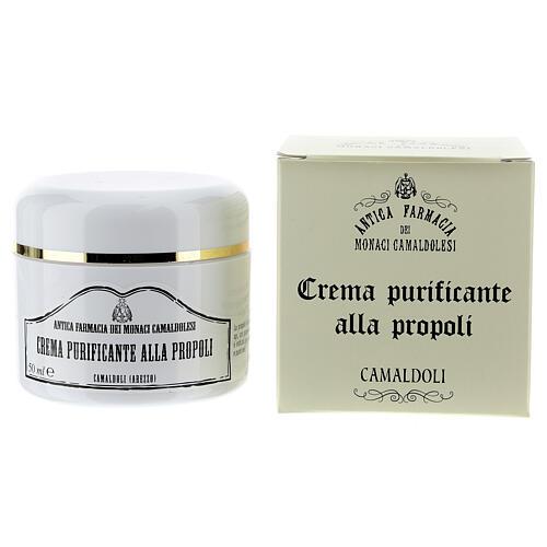 Crème purifiante à la propolis, 50ml 1
