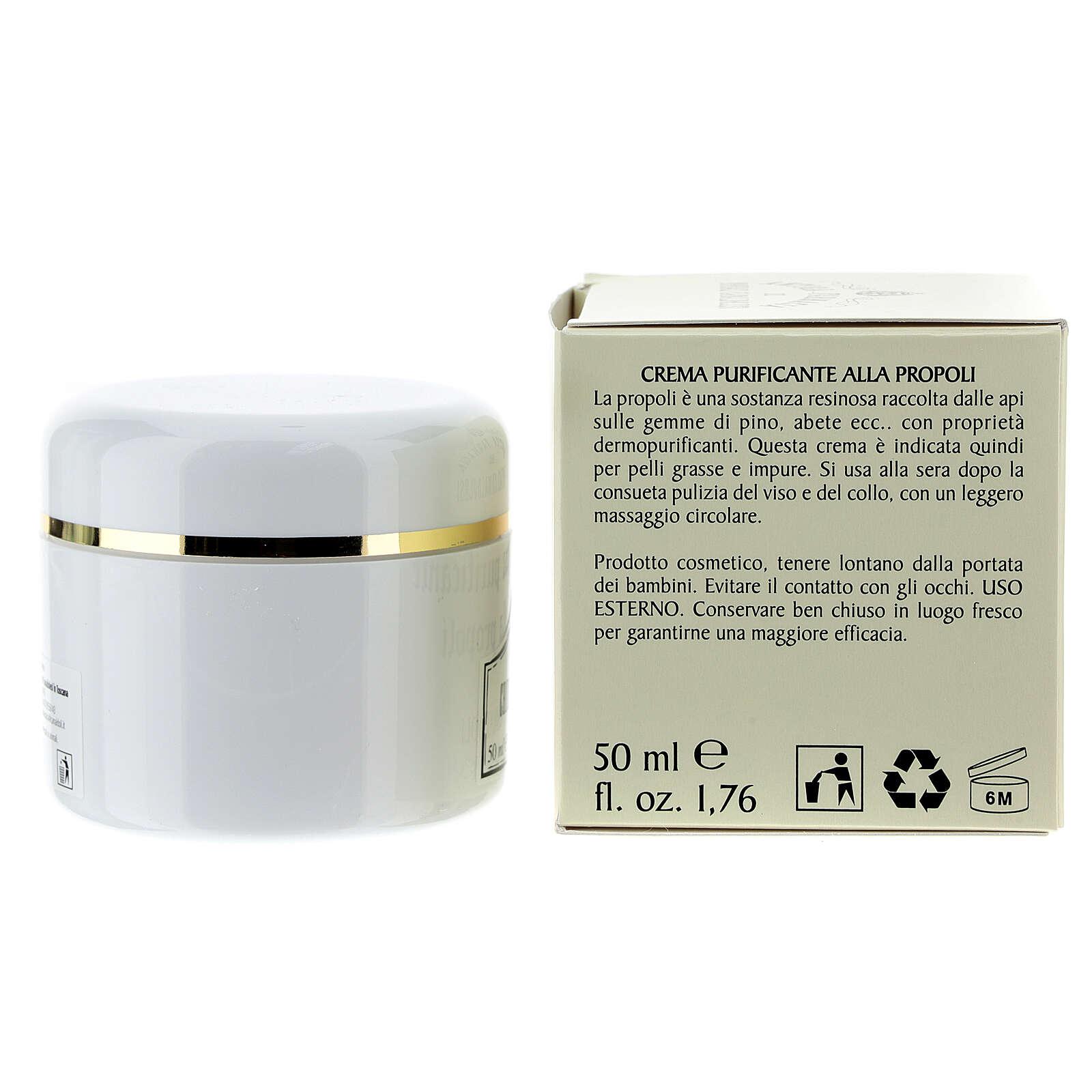Crema Purificante ai Propoli 50 ml 4