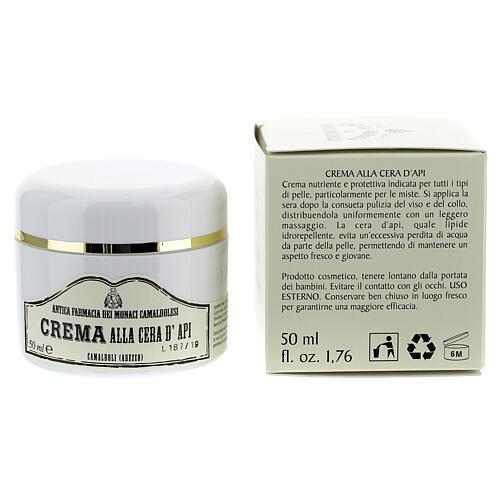 Bienenwachs-Creme (50ml) 2