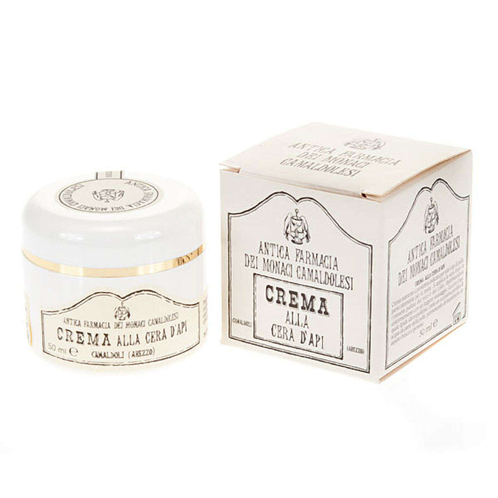 Camaldoli Beeswax Cream (50 ml) 4