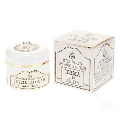 Camaldoli Beeswax Cream (50 ml) 1