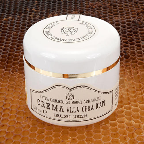 Camaldoli Beeswax Cream (50 ml) 2