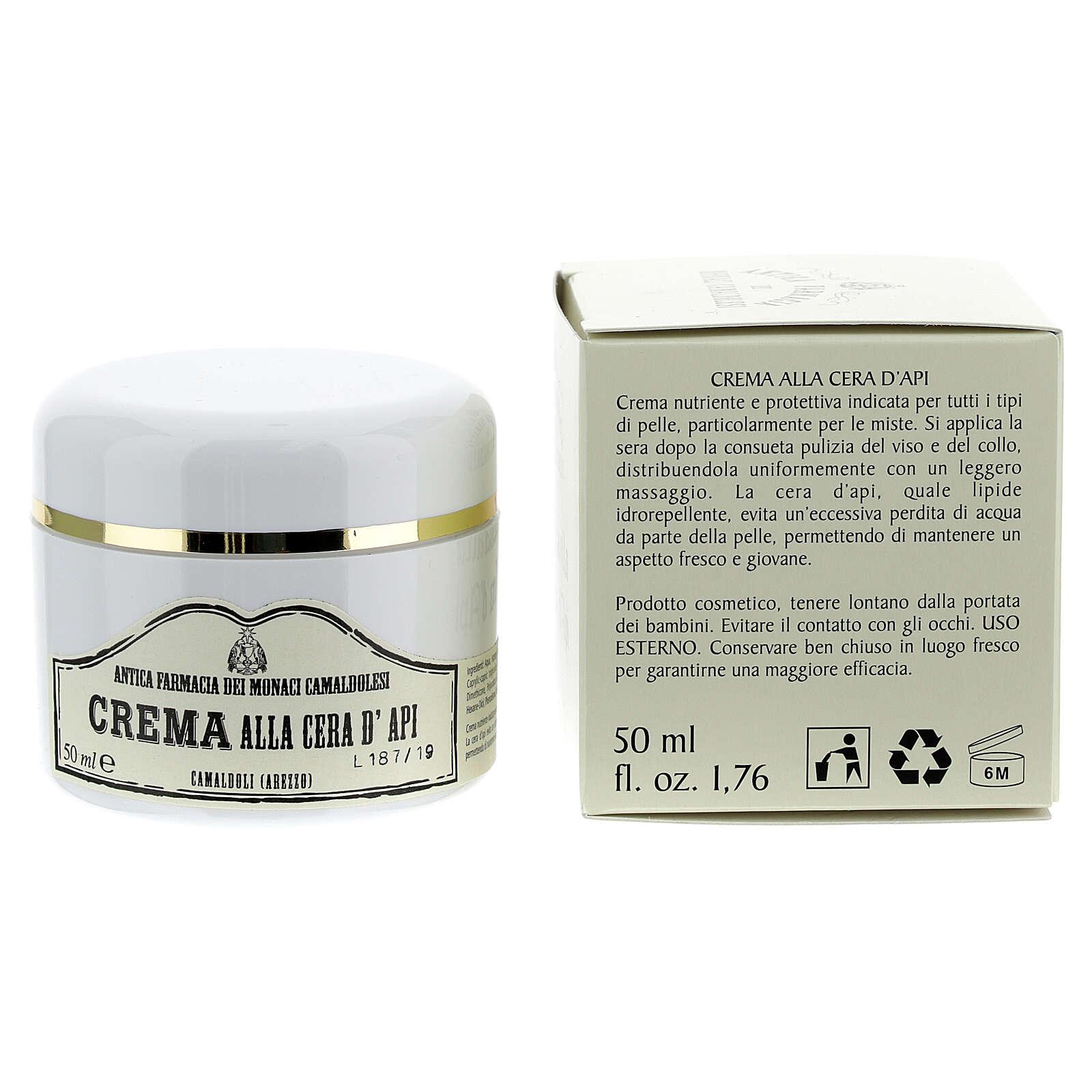 Crema alla Cera d'Api 50 ml 4