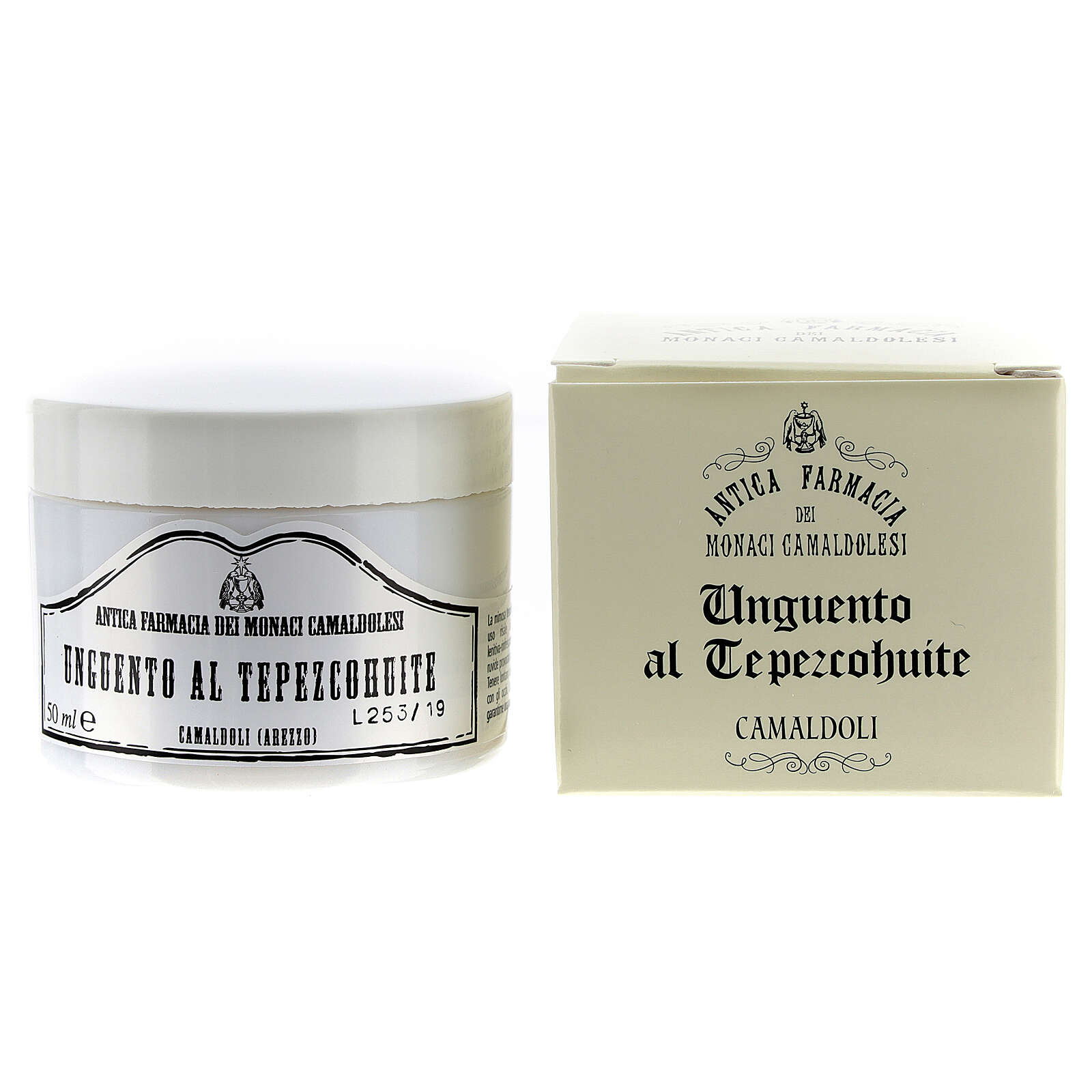 Camaldoli Tepezcohuite Balsam (50 ml) 4