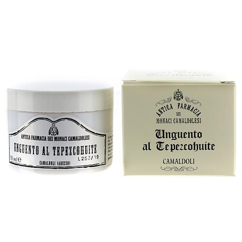 Camaldoli Tepezcohuite Balsam (50 ml) 1