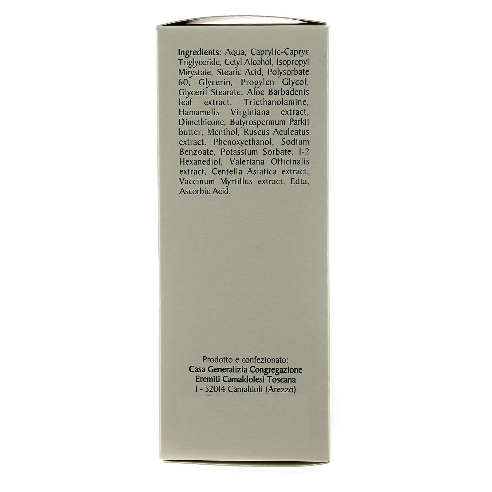 Crema Gambe e Piedi  200 ml 4