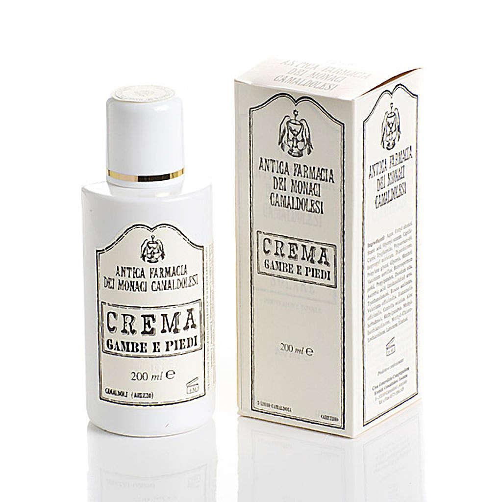 Camaldoli Legs and Feet Cream (200 ml) 4