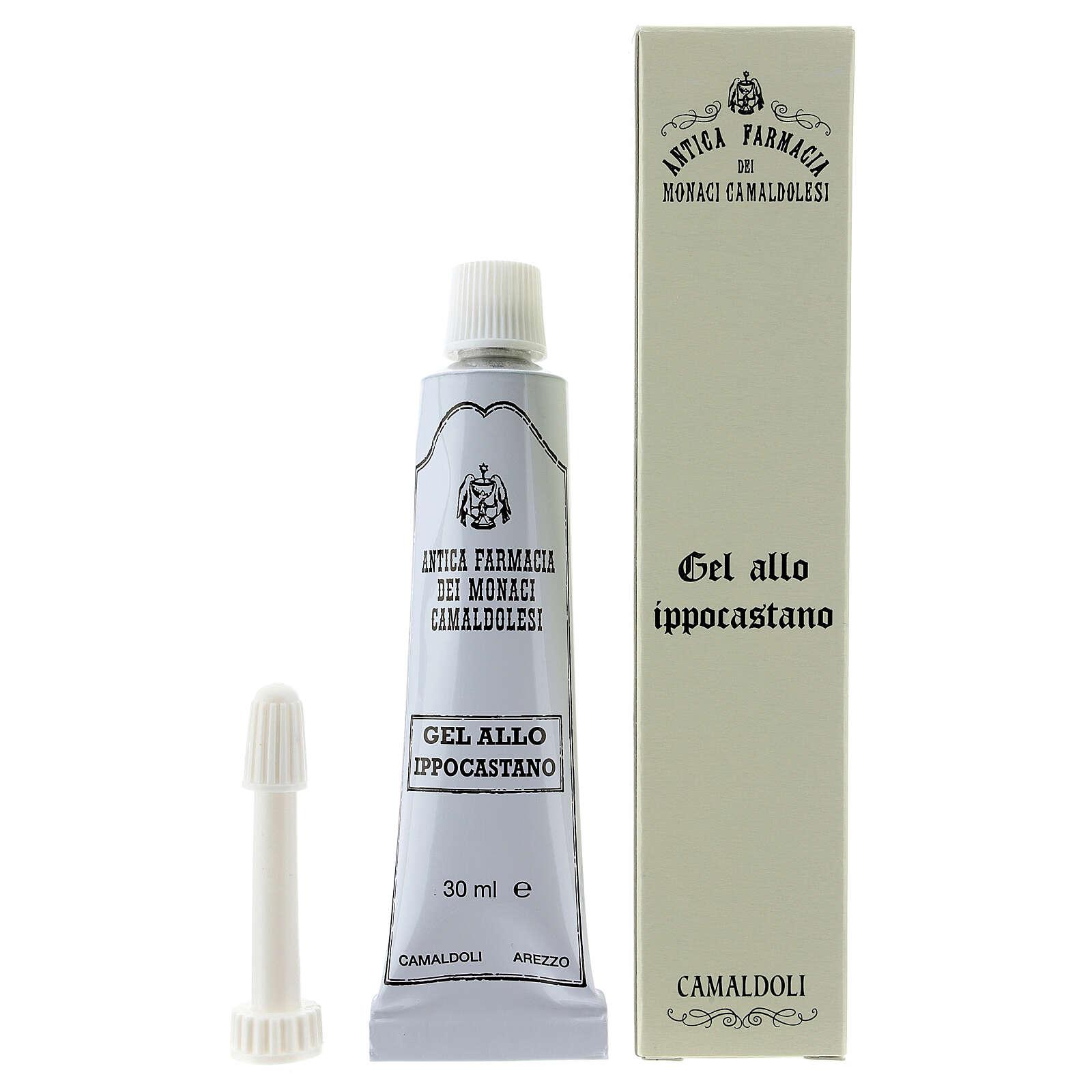 Camaldoli Horse Chestnut Gel (30 ml) 4