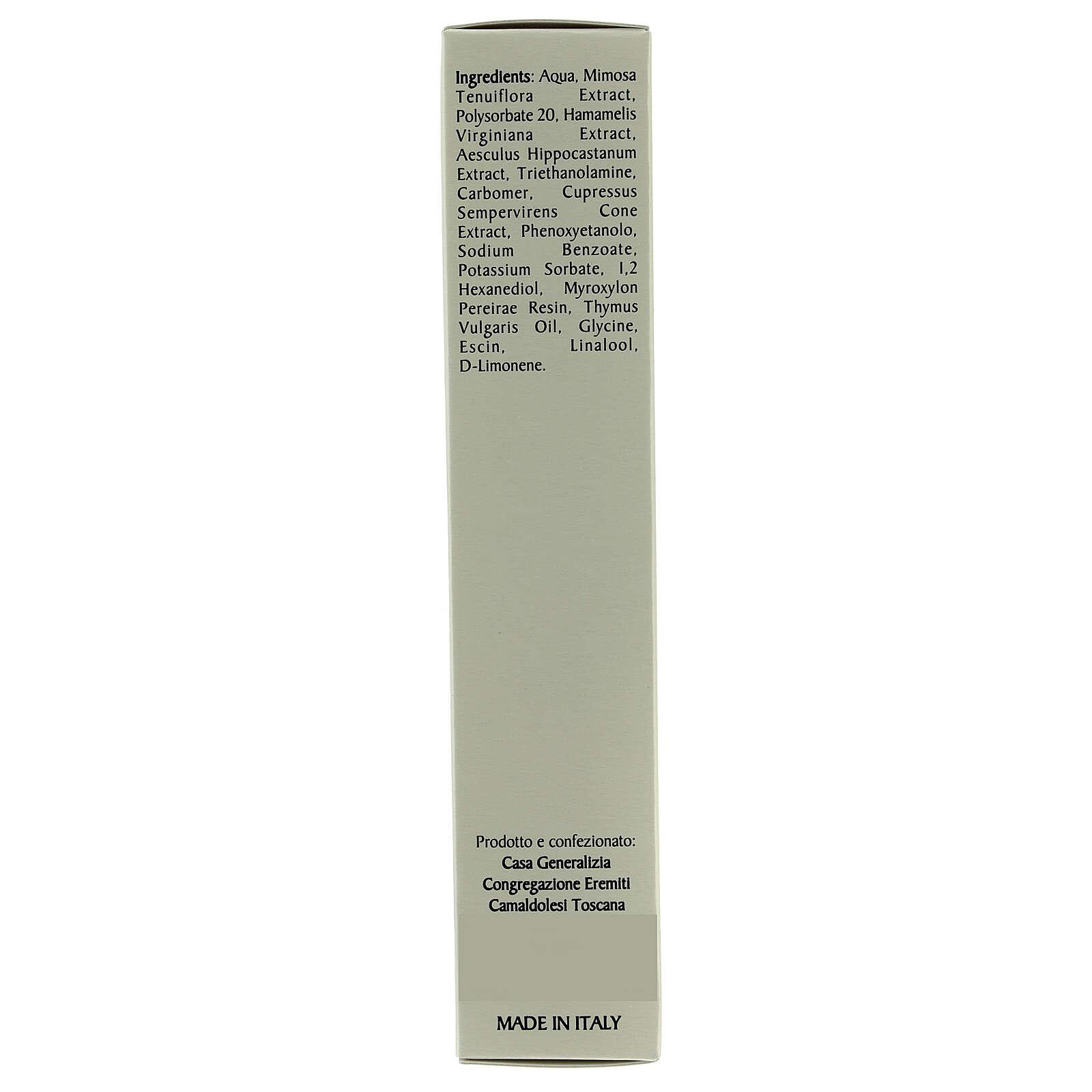 Gel de Castaño de Indias (30 ml) 4