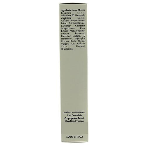 Gel de Castaño de Indias (30 ml) 3