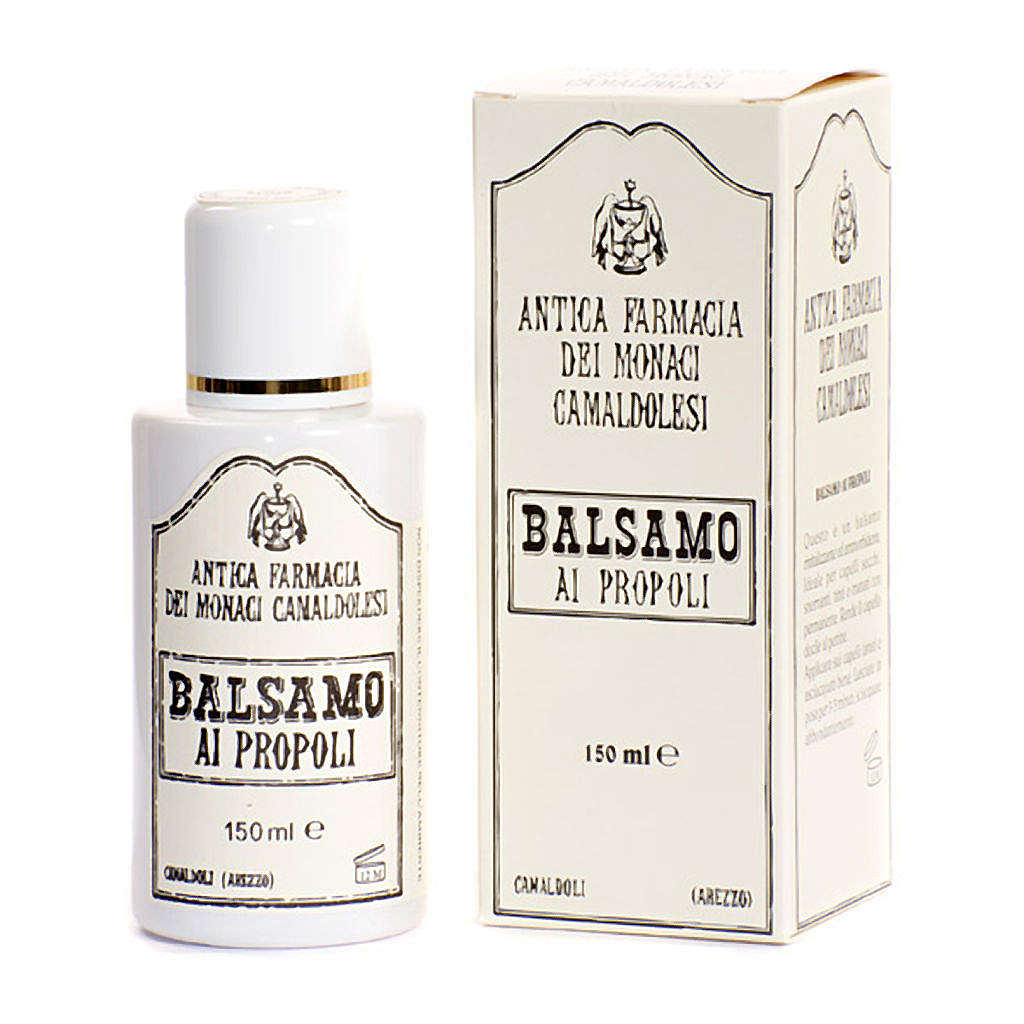 Camaldoli Bee Propolis Hair Balsam (150 ml) 4