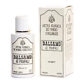 Camaldoli Bee Propolis Hair Balsam (150 ml) s1