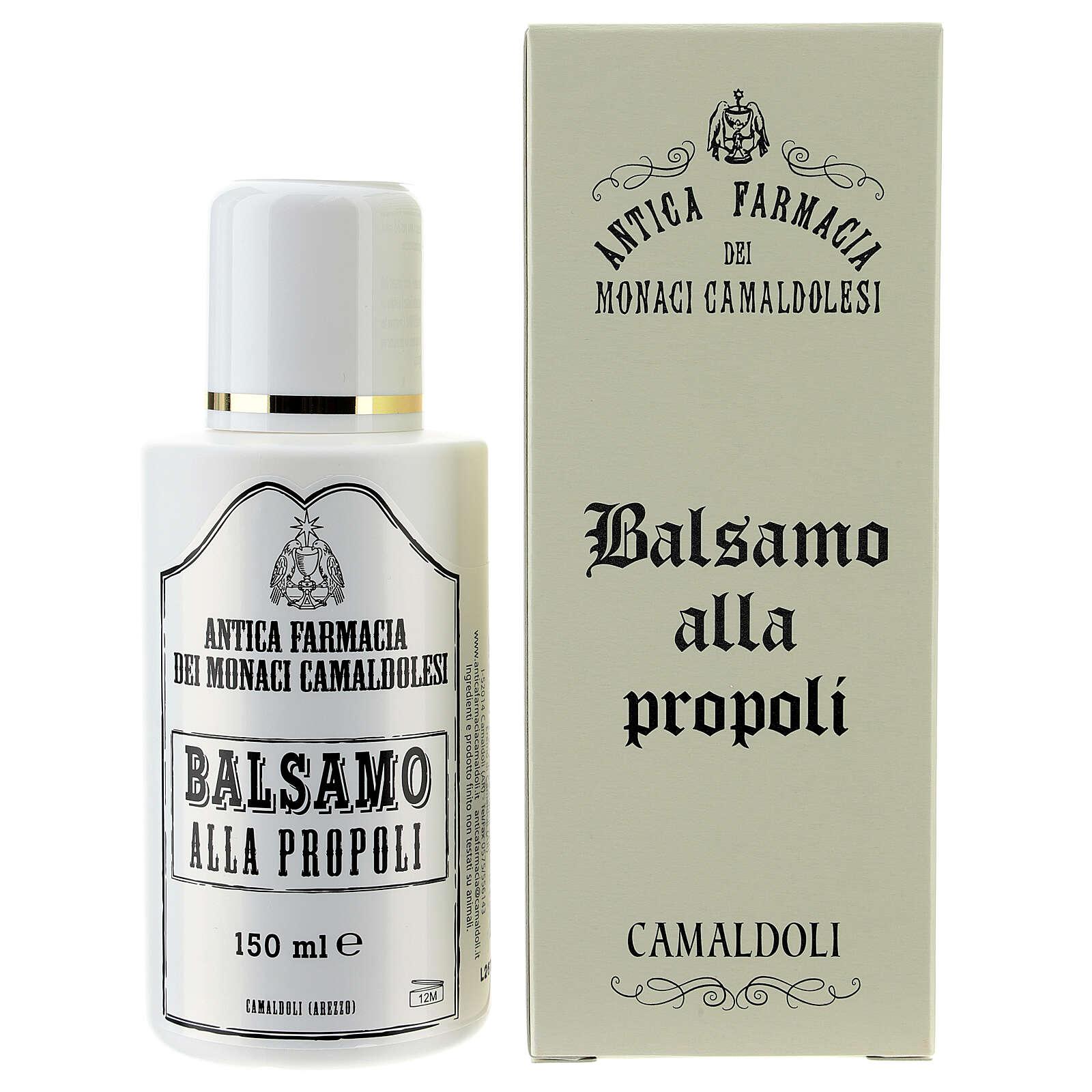 Après-shampoing Propolis 4