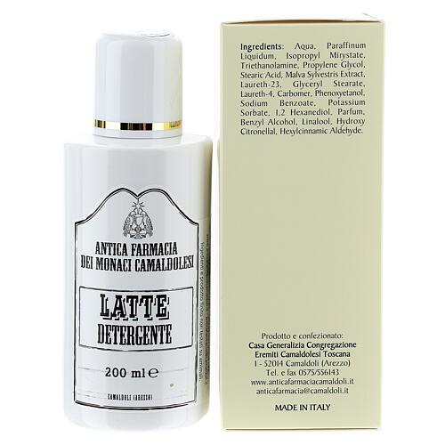 Leche Detergente (200 ml) 4
