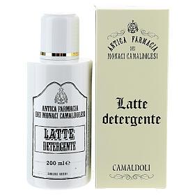 Crèmes visage, stick lèvre: Lait détergeant, 200ml