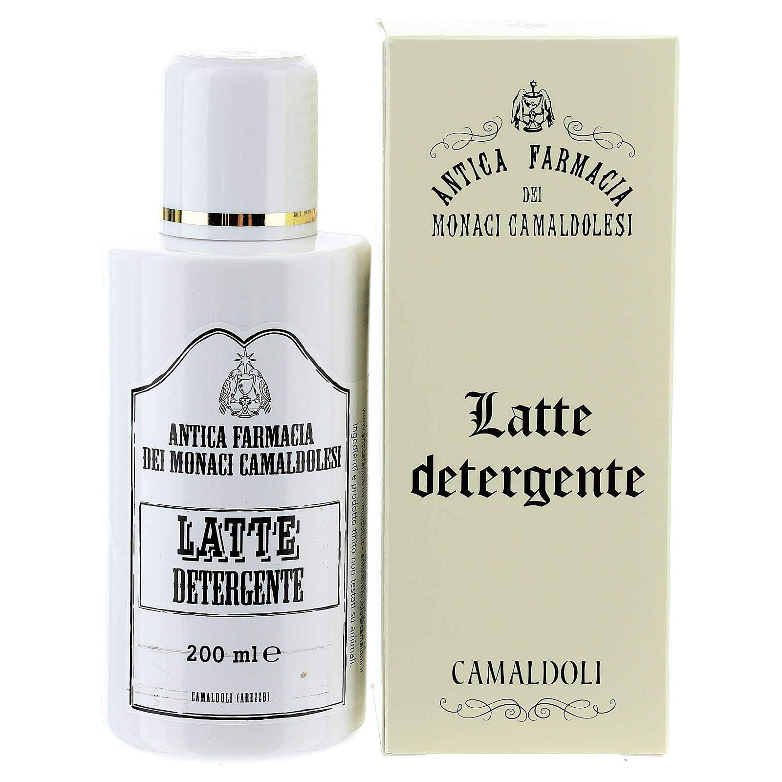 Leite de limpeza Camaldoli 200 ml 4