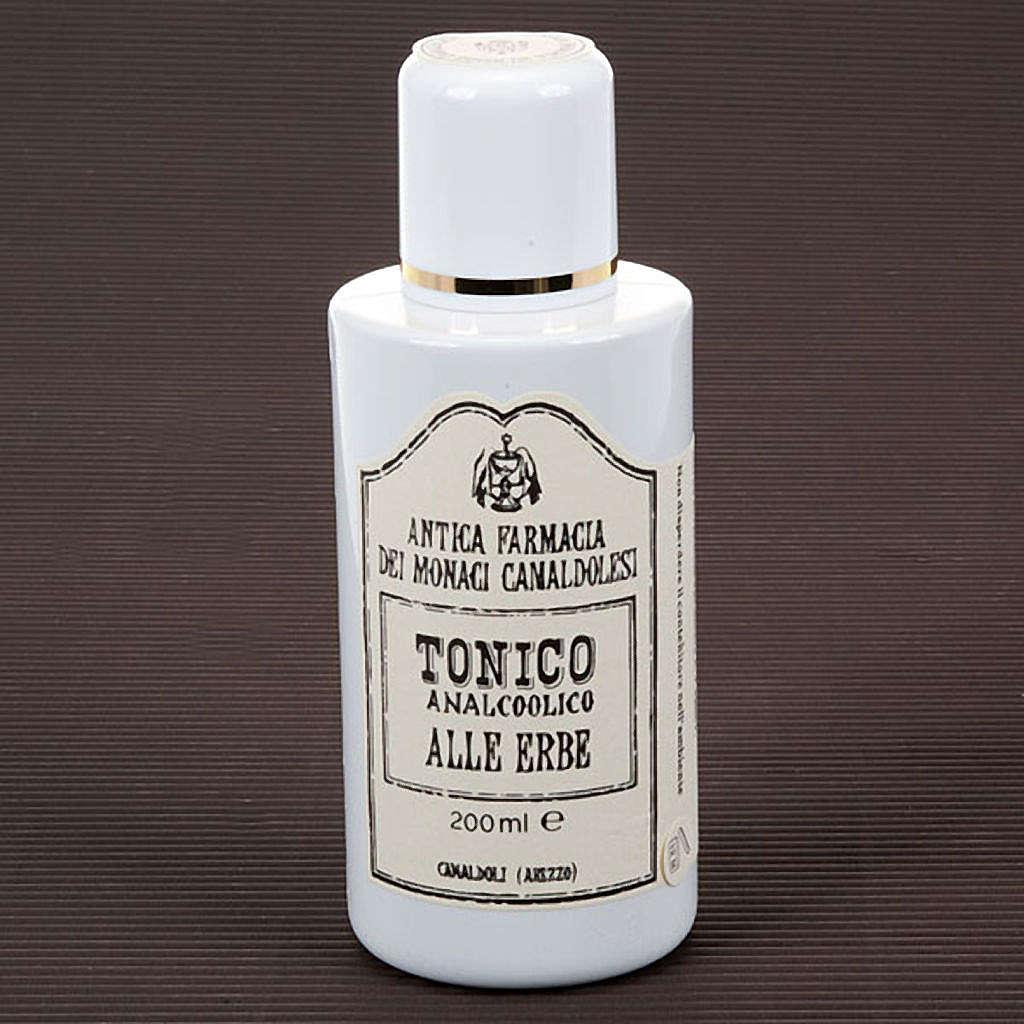 Lotion tonique sans alcool, aux herbes, 200ml 4