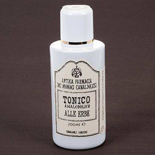 Lotion tonique sans alcool, aux herbes, 200ml 2