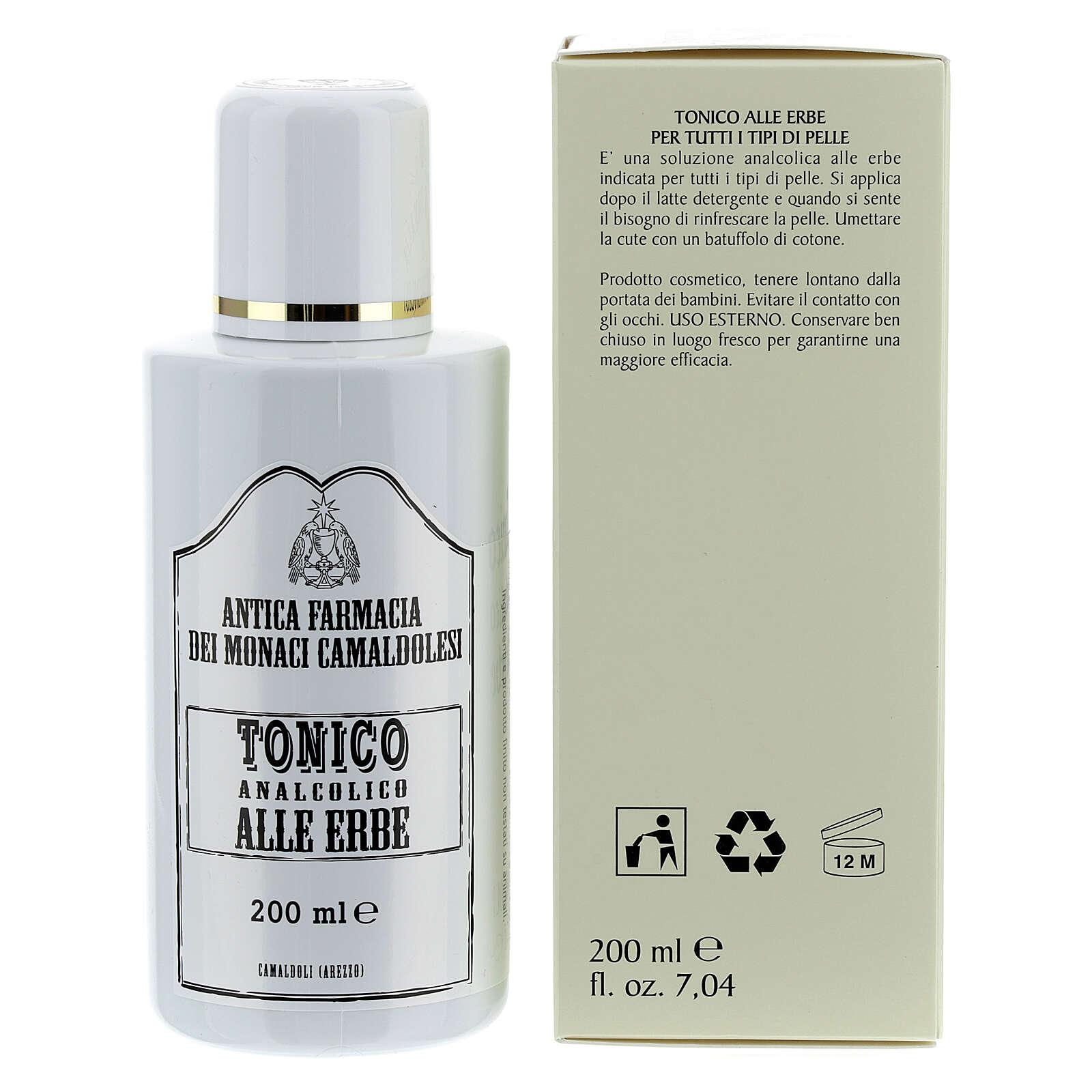 Tonico Analcolico alle Erbe 200 ml 4