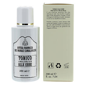 Tonico Analcolico alle Erbe 200 ml s2
