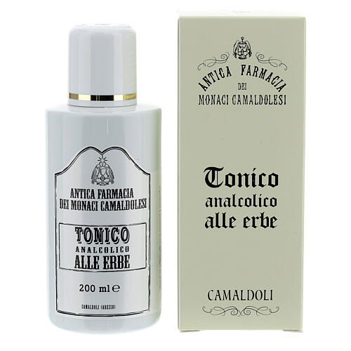 Tonico Analcolico alle Erbe 200 ml 1