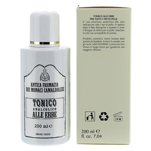 Tonico Analcolico alle Erbe 200 ml 2