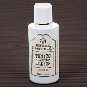 Tónico não alcoólico à base de Ervas Camaldoli 200 ml s2