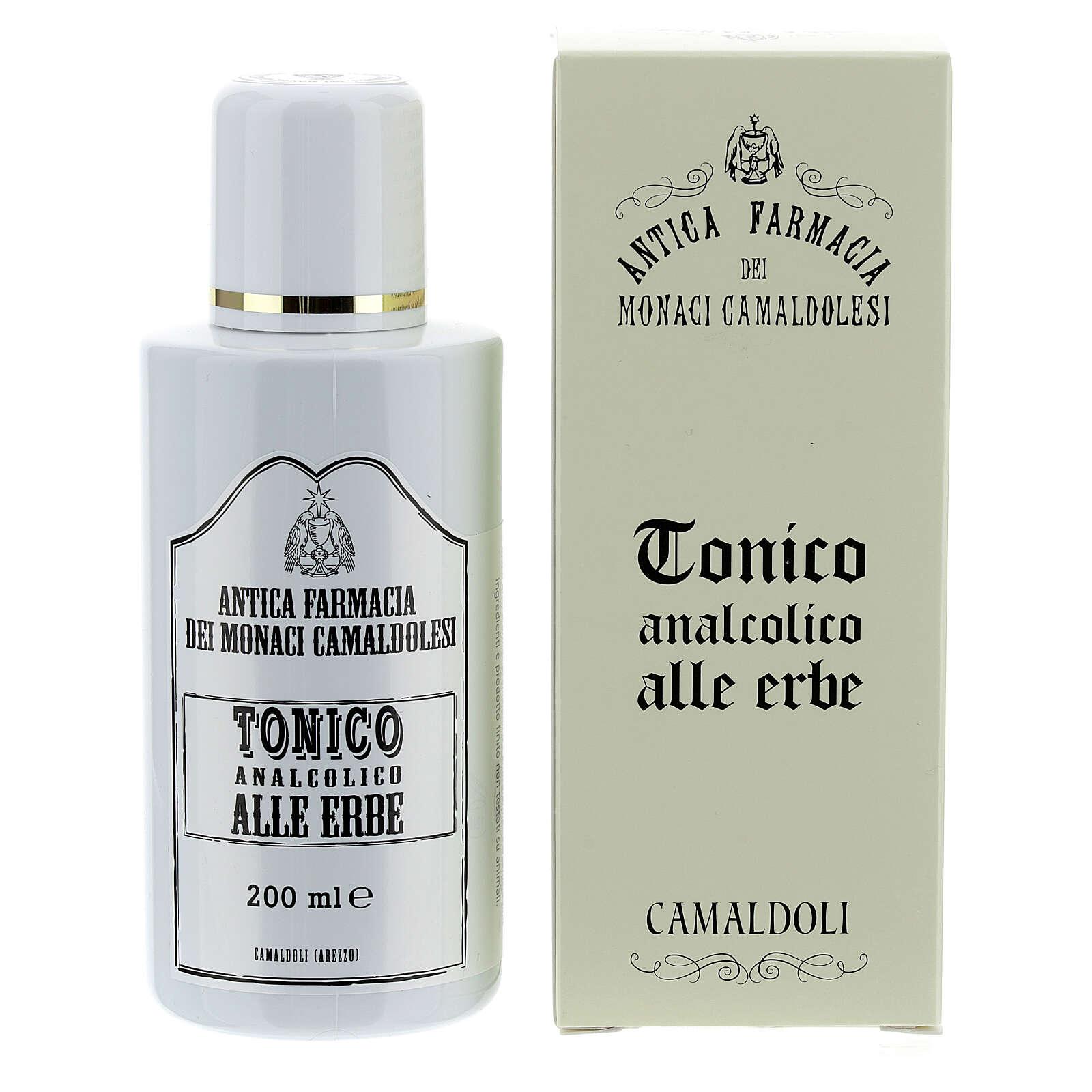 Camaldoli Alcohol-free Herbal Lotion (200 ml) 4