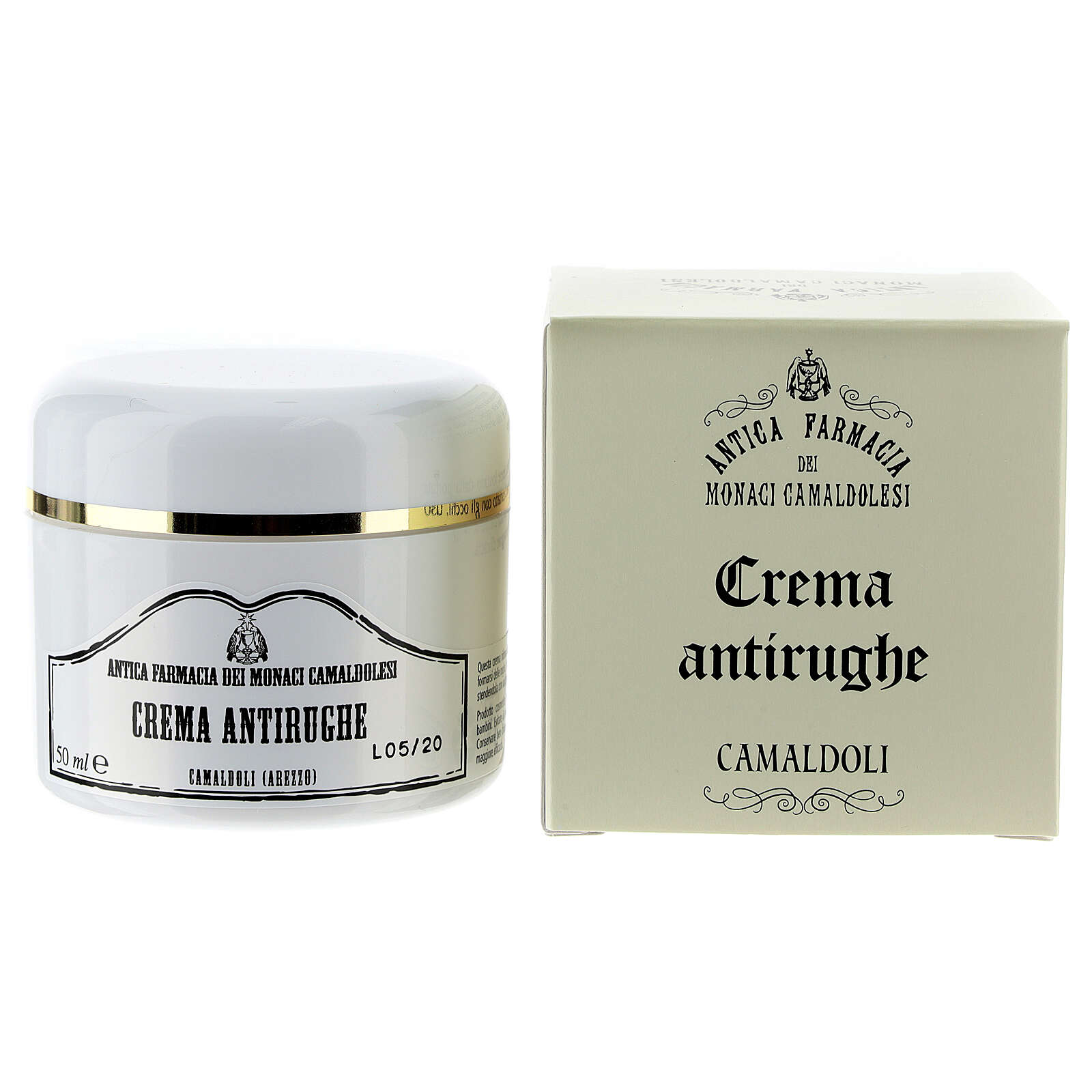 Crema Antirughe 50 ml 4