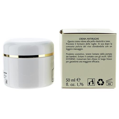 Crema Antirughe 50 ml 2