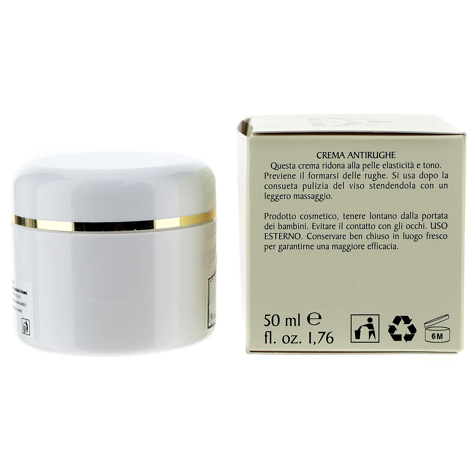 Creme anti-rugas Camaldoli 50 ml 4
