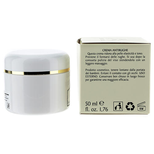 Creme anti-rugas Camaldoli 50 ml 2
