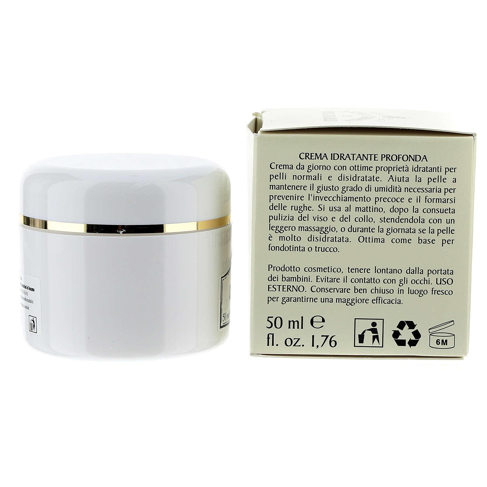 Camaldoli Deep Moisturizing Cream (50 ml) 4