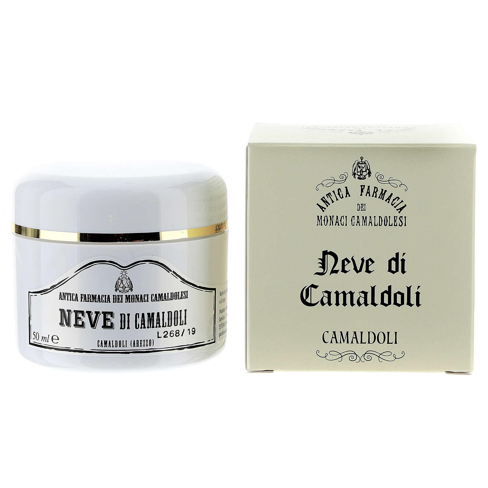 Emulsion Neve di Camaldoli (50 ml) 4