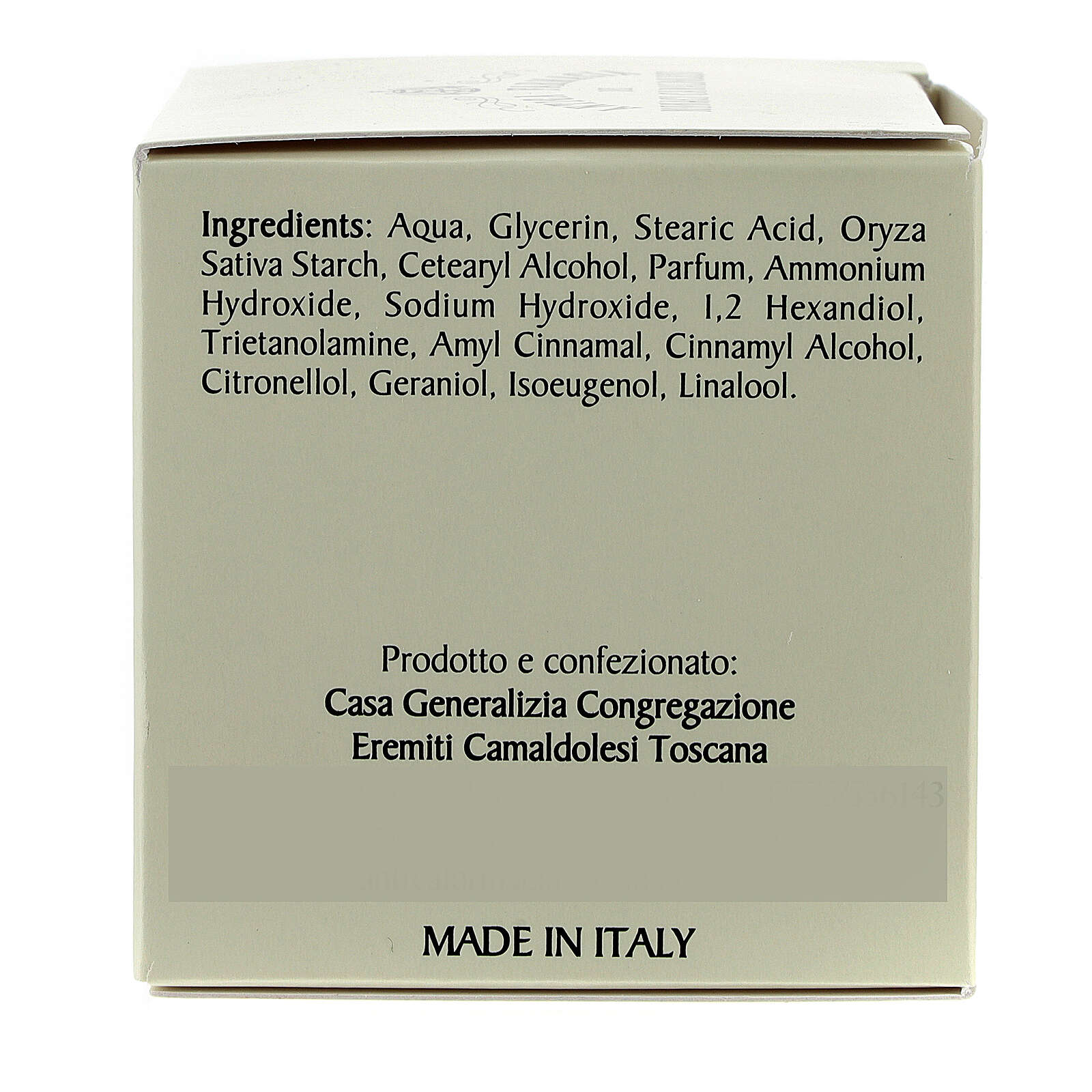Neve di Camaldoli Cream (50 ml) 4