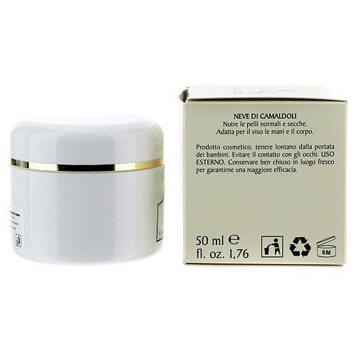 Neve di Camaldoli Cream (50 ml) 2