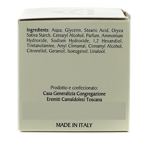 Neve di Camaldoli Cream (50 ml) 3