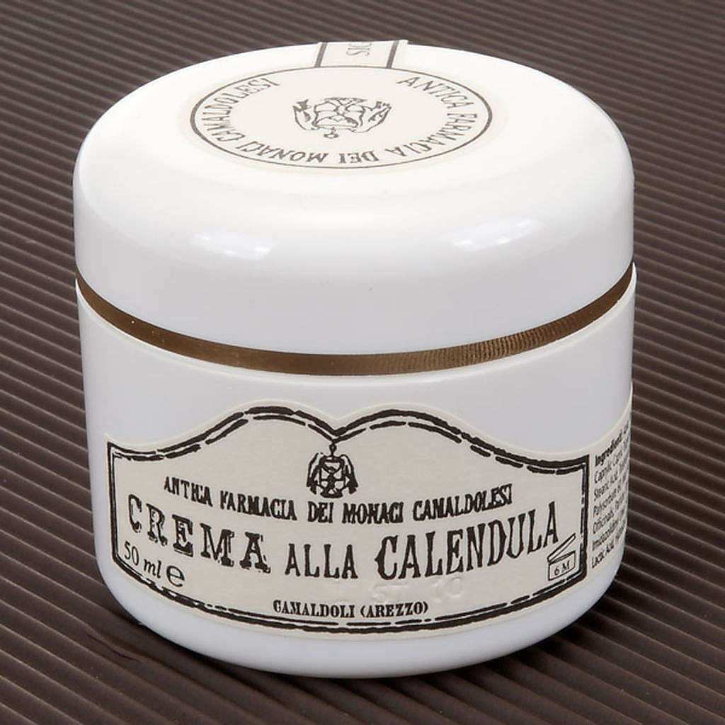 Camaldoli Calendula Cream (50 ml) 4